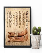 Farmer - Husband To Wife - When I Say I Love You 16x24 Poster lifestyle-poster-8