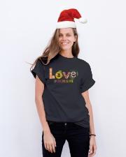 GRANDMA - VINTAGE - MIMI LIFE Classic T-Shirt lifestyle-holiday-crewneck-front-1