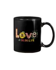 GRANDMA - VINTAGE - MIMI LIFE Mug thumbnail