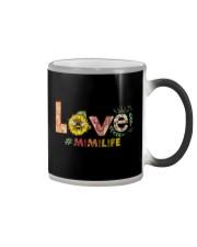 GRANDMA - VINTAGE - MIMI LIFE Color Changing Mug thumbnail