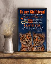 TO MY GIRLFRIEND 16x24 Poster lifestyle-poster-3