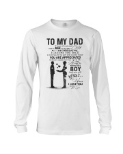 TO MY DAD Long Sleeve Tee thumbnail