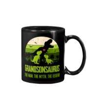 T-SHIRT - TO GRANDSON - T REX - THE LEGEND Mug thumbnail