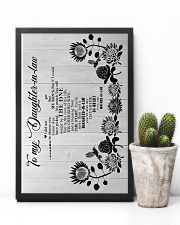 To My Daughter-in-law - Hummingbird - You Still  16x24 Poster lifestyle-poster-8