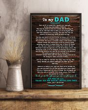 POSTER - TO DAD- HOW COULD WE 16x24 Poster lifestyle-poster-3