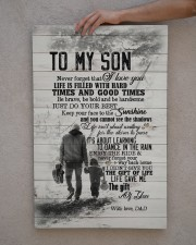 Dad to Son - Never Forget That I Love You  20x30 Gallery Wrapped Canvas Prints aos-canvas-pgw-20x30-lifestyle-front-29
