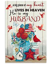 ANGEL HUSBAND - CARDINAL - A BIG PIECE  16x24 Poster front