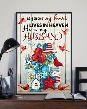 ANGEL HUSBAND - CARDINAL - A BIG PIECE  16x24 Poster lifestyle-poster-2