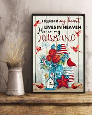 ANGEL HUSBAND - CARDINAL - A BIG PIECE  16x24 Poster lifestyle-poster-3