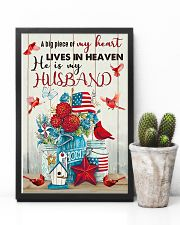 ANGEL HUSBAND - CARDINAL - A BIG PIECE  16x24 Poster lifestyle-poster-8