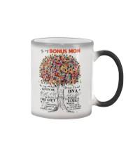 DAUGHTER TO BONUS MOM Color Changing Mug thumbnail