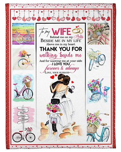TO MY WIFE - COUPLE - LOVING YOU