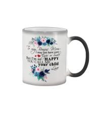 TO MY BONUS MOM Color Changing Mug thumbnail