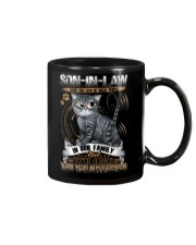 Son-in-law - Cat - You Volunteered - T-Shirt Mug thumbnail