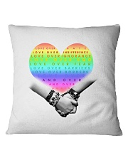 TO MY PARTNER IN LIFE Square Pillowcase thumbnail