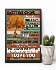 TO MY MOM - TREE - YOU ARE APPRECIATED 16x24 Poster lifestyle-poster-8