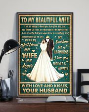 To Wife - I Am So Happy To Have You - Poster 16x24 Poster lifestyle-poster-2