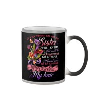 Sister - Funny - Mug Color Changing Mug thumbnail
