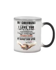 MY GIRLFRIEND Color Changing Mug thumbnail