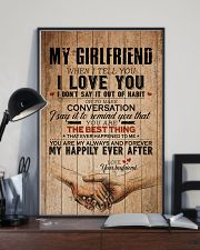 MY GIRLFRIEND 16x24 Poster lifestyle-poster-2