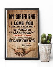MY GIRLFRIEND 16x24 Poster lifestyle-poster-8