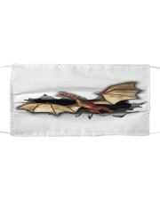 Dragon - Sticker Cloth face mask thumbnail
