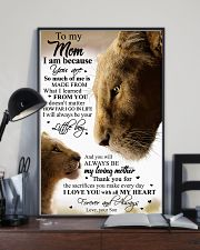 SON TO MOM 16x24 Poster lifestyle-poster-2