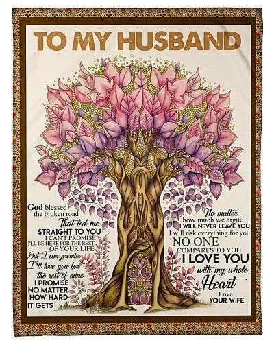 TO MY HUSBAND - LOVE TREE - I LOVE YOU