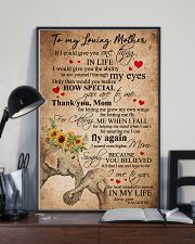 DAUGHTER TO MOTHER 16x24 Poster lifestyle-poster-2