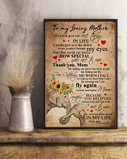 DAUGHTER TO MOTHER 16x24 Poster lifestyle-poster-3