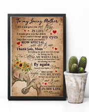 DAUGHTER TO MOTHER 16x24 Poster lifestyle-poster-8
