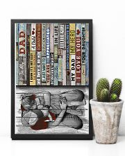 To My Dad - Hands - Poster 16x24 Poster lifestyle-poster-8