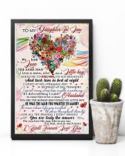 Daughter-in-law - Flowers - We Both Love  16x24 Poster lifestyle-poster-8
