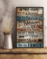 IN THIS HOUSE 16x24 Poster lifestyle-poster-3