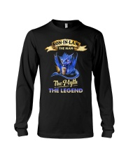SON-IN-LAW - DRAGON COFFEE - THE MAN THE MYTH Long Sleeve Tee thumbnail