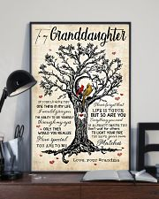 Grandma to Granddaughter - Life Is Touch - Poster 16x24 Poster lifestyle-poster-2