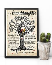 Grandma to Granddaughter - Life Is Touch - Poster 16x24 Poster lifestyle-poster-8