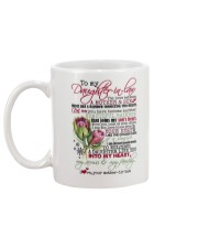 DAUGHTER-IN-LAW - WELCOME YOU INTO MY FAMILY Mug back