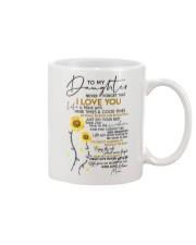 MOM TO DAUGHTER Mug front