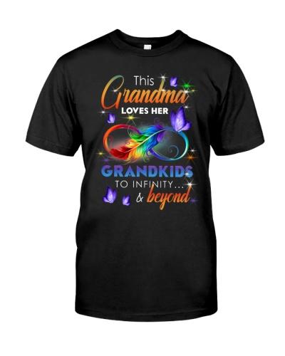 GRANDMA - THIS GRANDMA LOVES HER GRANDKIDS