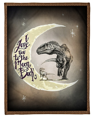 TO KID - T REX - LOVE YOU TO THE MOON
