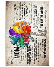 To My Mom - Tree - Poster 16x24 Poster front