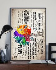 To My Mom - Tree - Poster 16x24 Poster lifestyle-poster-2