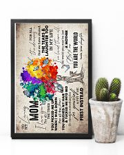 To My Mom - Tree - Poster 16x24 Poster lifestyle-poster-8