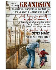 Grandpa to Grandson - I Will Always Love You 16x24 Poster front