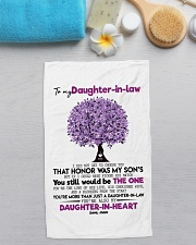 MOM TO DAUGHTER IN LAW Hand Towel aos-towelhands-front-lifestyle-7