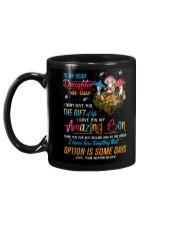 MUG - TO MY DAUGHTER-IN-LAW - MUSHROOM - CIRCUS Mug back