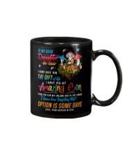 MUG - TO MY DAUGHTER-IN-LAW - MUSHROOM - CIRCUS Mug front