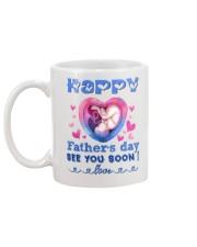 MUG - BABY - SEE YOU SOON - VANILLA Mug back