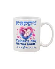 MUG - BABY - SEE YOU SOON - VANILLA Mug front